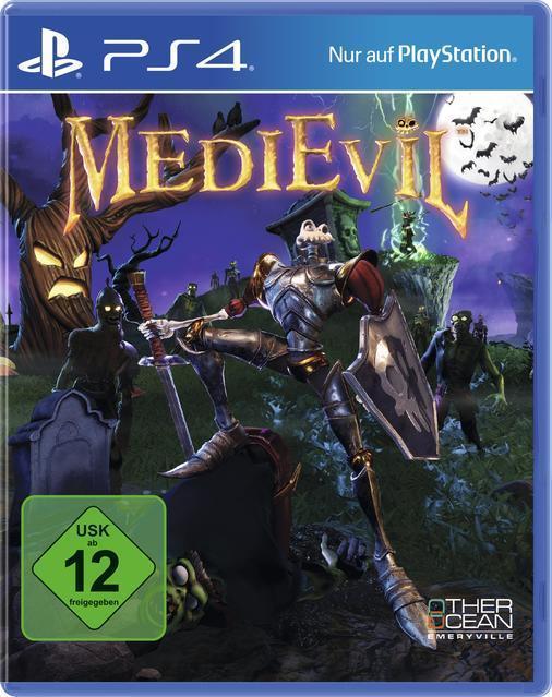 MediEvil (PlayStation 4) für 28,99 Euro