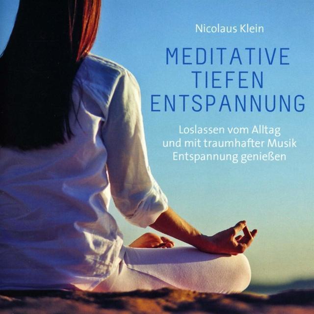 Meditative Tiefenentspannung (CD(s)) für 8,99 Euro