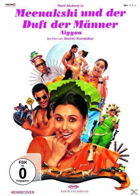 Meenakshi und der Duft der Männer ? Aiyyaa (DVD) für 8,49 Euro