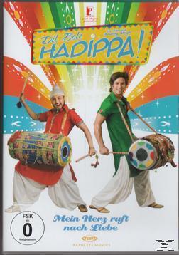 Mein Herz ruft nach Liebe - Dil Bole Hadippa! (DVD) für 8,49 Euro