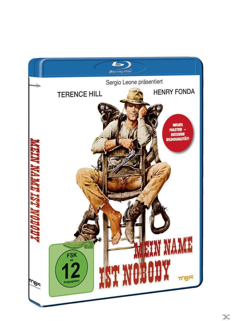 Mein Name ist Nobody (BLU-RAY) für 12,99 Euro