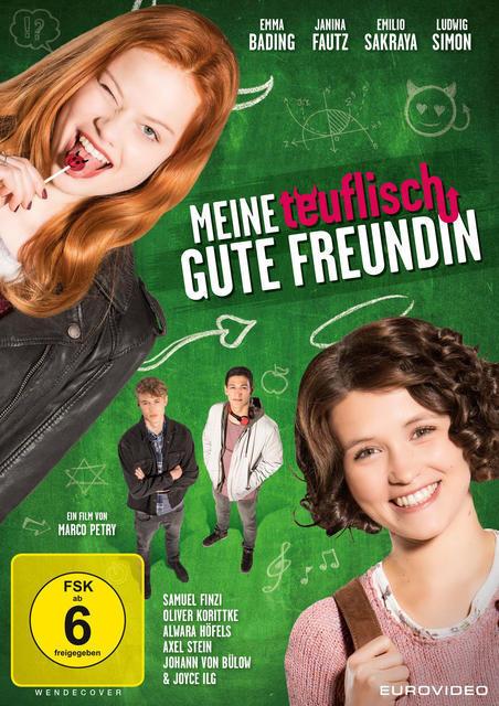 Meine teuflisch gute Freundin (DVD) für 7,99 Euro