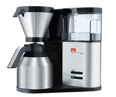 Melitta 1012-01 Aroma Elegance Therm 15 Tassen Thermo Filterkaffeemaschine für 142,99 Euro