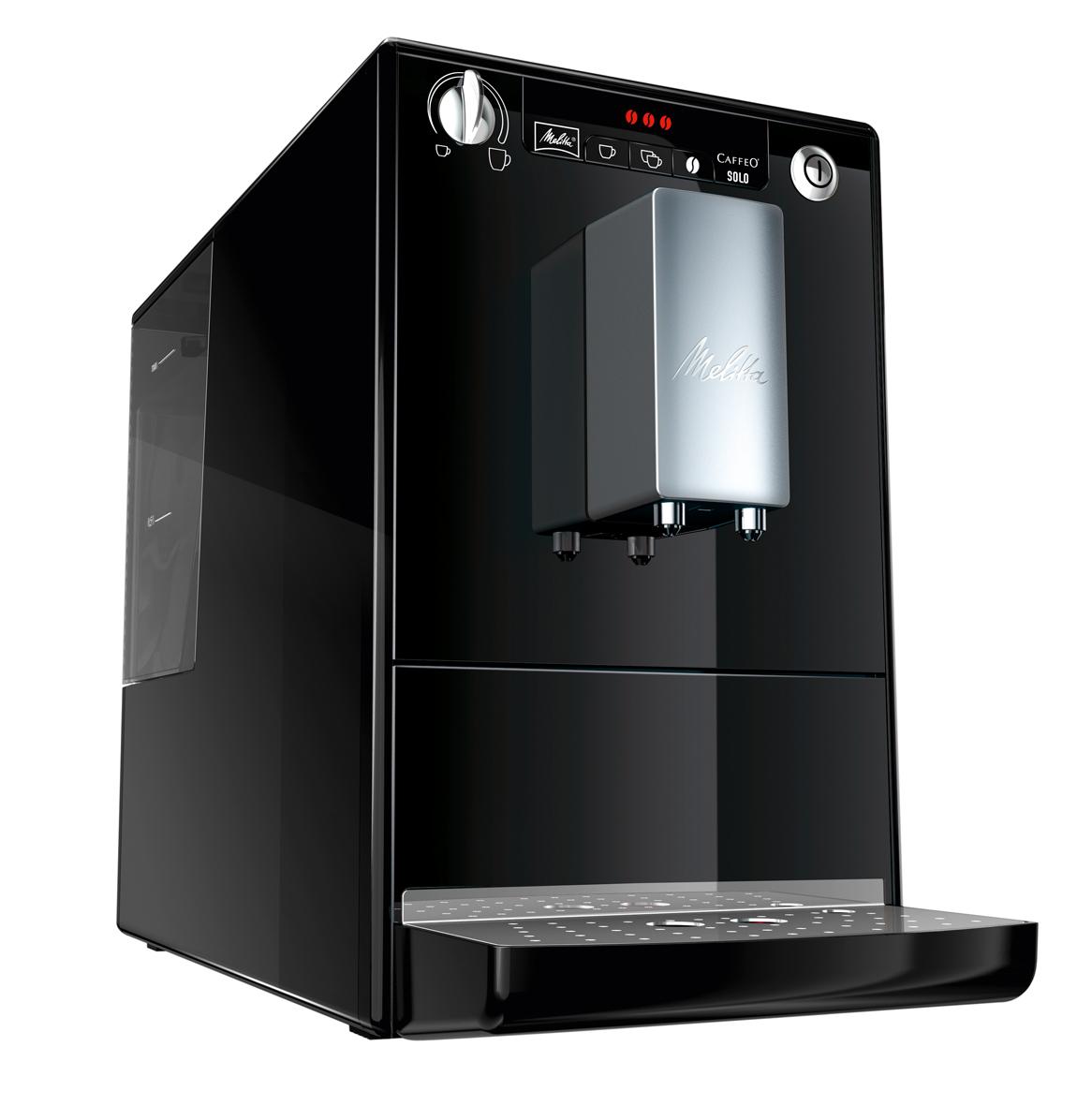 Melitta Caffeo SOLO E 950-101 Kaffeevollautomat 1400W 1,2l für 312,00 Euro