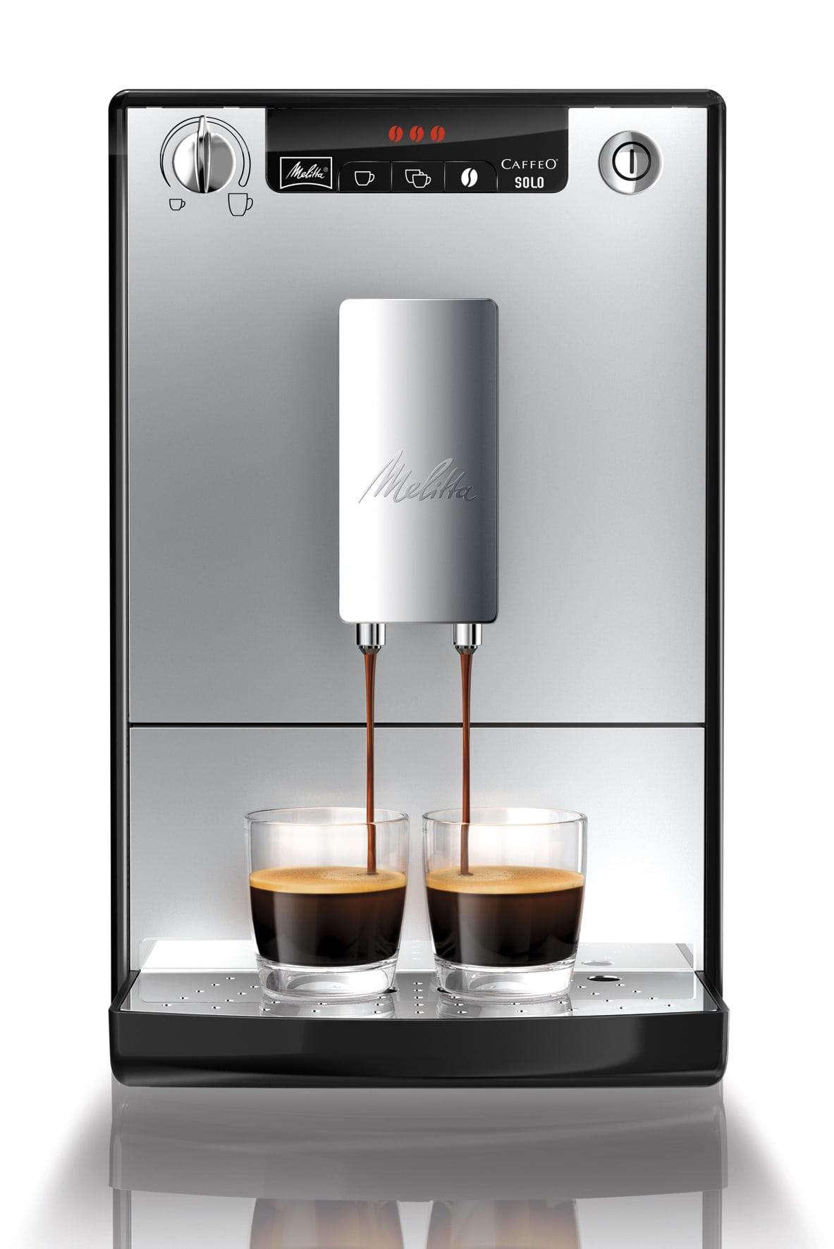 Melitta Caffeo SOLO E 950-103 Kaffeevollautomat 1400W 1,2l für 306,00 Euro