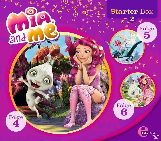 Mia and me - Starter-Box 2 (CD(s)) für 9,99 Euro