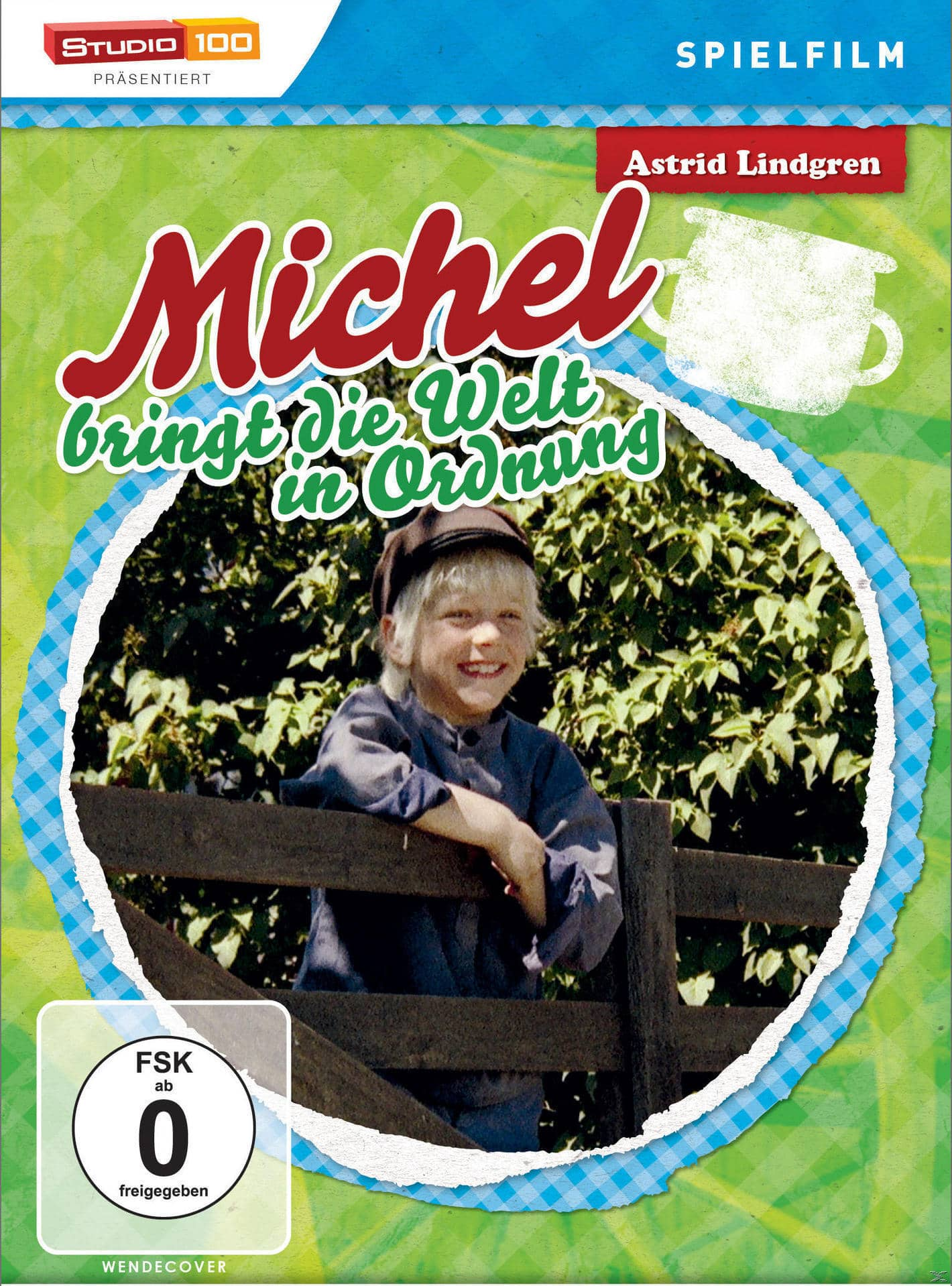 Michel bringt die Welt in Ordnung (DVD) für 9,99 Euro