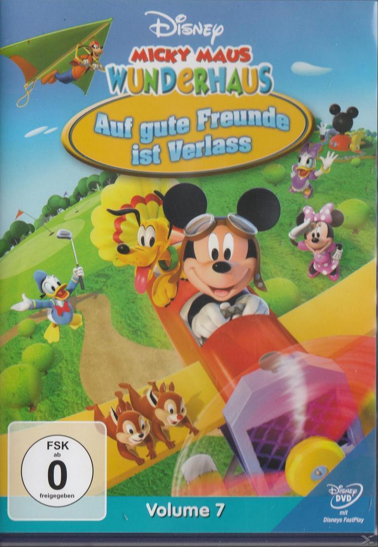 Micky Maus Wunderhaus - Season 1 - Mickys große Schatzsuche (DVD) für 8,76 Euro