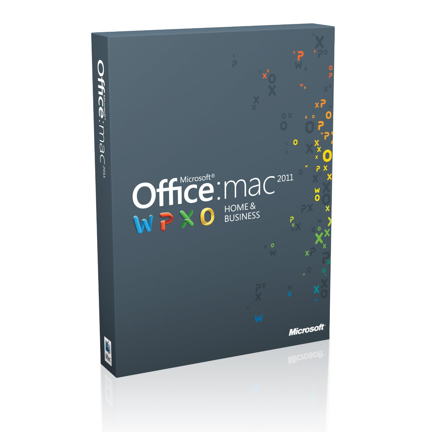 Office for Mac Home & Business 2011 für 229,00 Euro