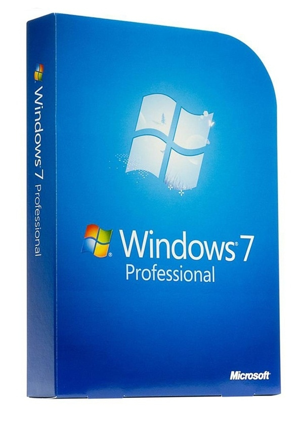 Windows 7 PRO SP1 64-bit für 129,00 Euro
