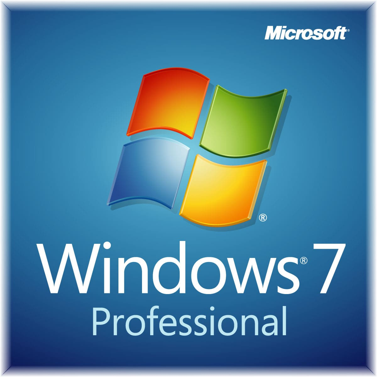 Windows 7 Professional, SP1, 32-bit, 1pk, DSP, OEM, DVD, DE für 149,00 Euro