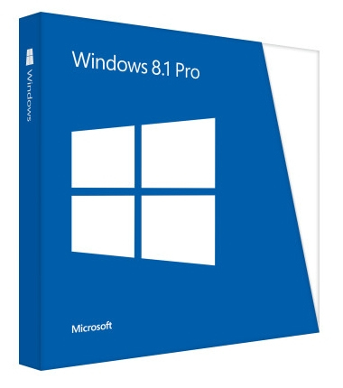 Windows 8.1 Pro für 129,00 Euro