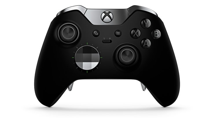 Microsoft Xbox One Elite Wireless Controller für 139,99 Euro