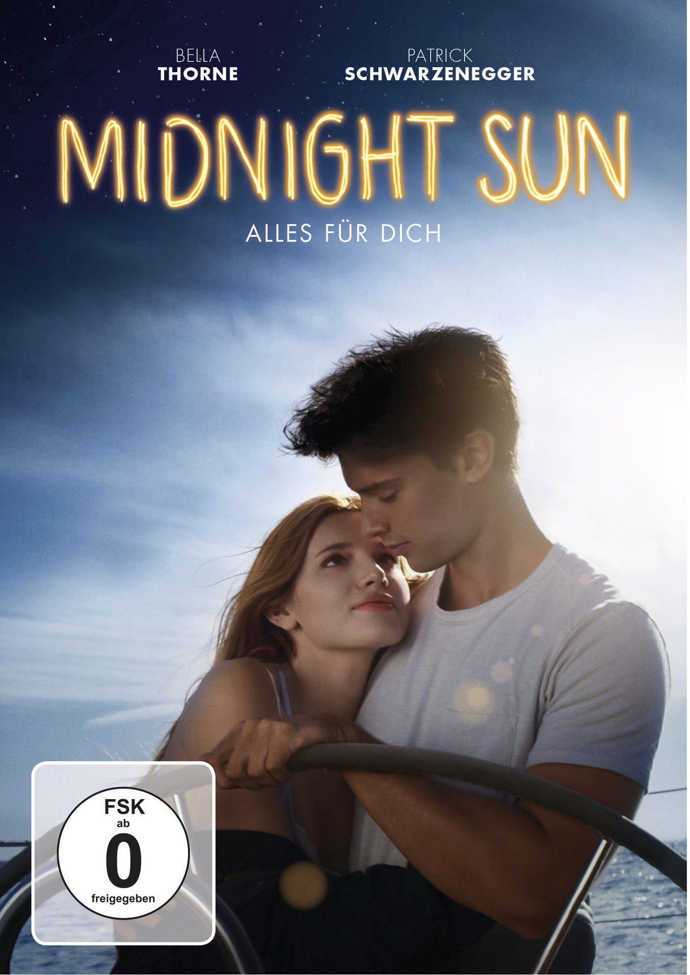 Midnight Sun - Alles für Dich (DVD) für 7,99 Euro