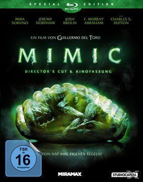 Mimic Special Edition (BLU-RAY) für 12,66 Euro