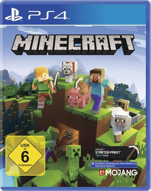 Minecraft (PlayStation 4) für 44,99 Euro