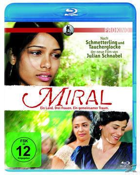 Miral (BLU-RAY) für 7,99 Euro