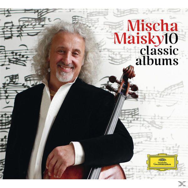 Mischa Maisky - 10 Classics Albums (Mischa Maisky) für 56,49 Euro