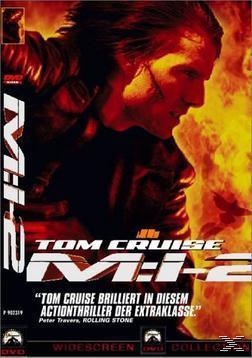 Mission Impossible 2 (DVD) für 5,99 Euro