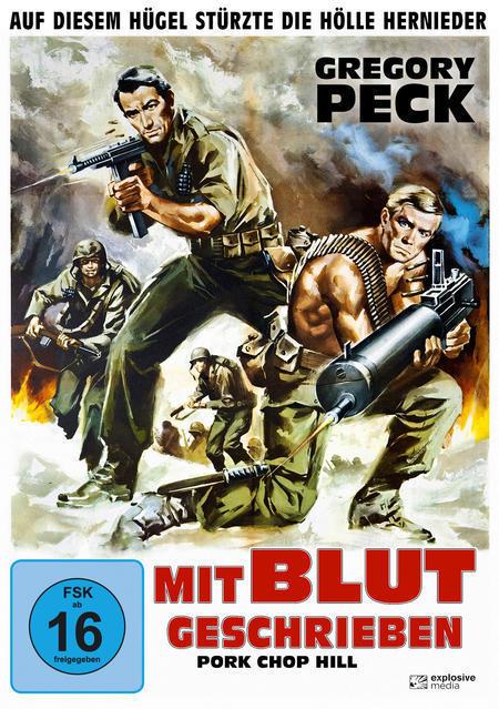 Mit Blut geschrieben (DVD) für 9,74 Euro