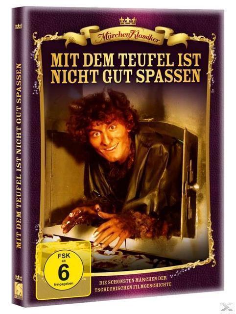 Mit dem Teufel ist nicht gut spassen Märchenklassiker (DVD) für 9,99 Euro