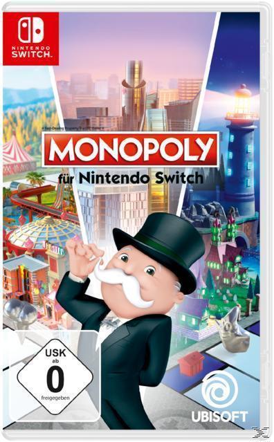 Monopoly (Nintendo Switch) für 39,99 Euro