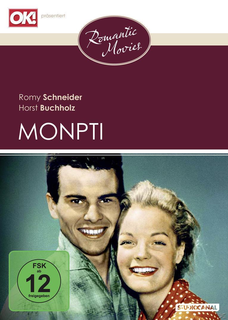 Monpti (DVD) für 9,99 Euro
