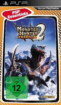 Monster Hunter: Freedom 2 (PSP Essentials) (PSP) für 9,99 Euro