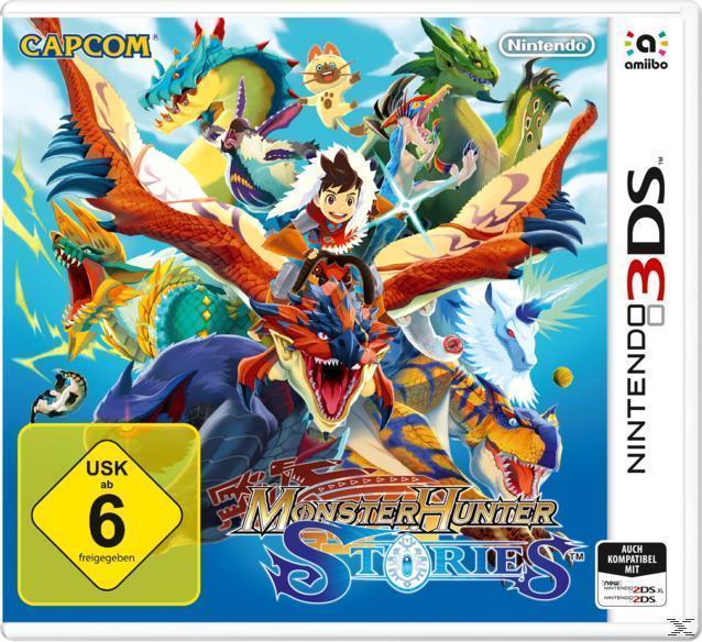 Monster Hunter Stories (Nintendo 3DS) für 39,00 Euro
