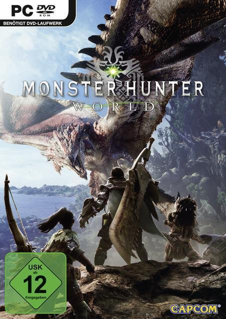 Monster Hunter: World (PC) für 54,99 Euro