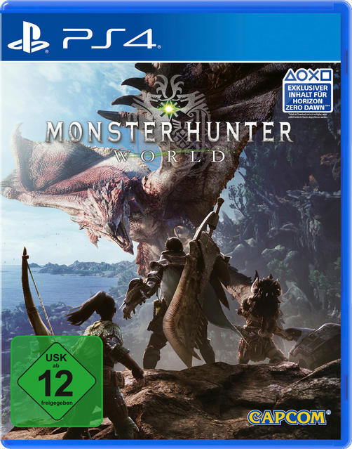 Monster Hunter: World (PlayStation 4) für 25,00 Euro