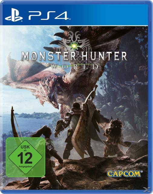 Monster Hunter: World (PlayStation 4) für 59,99 Euro