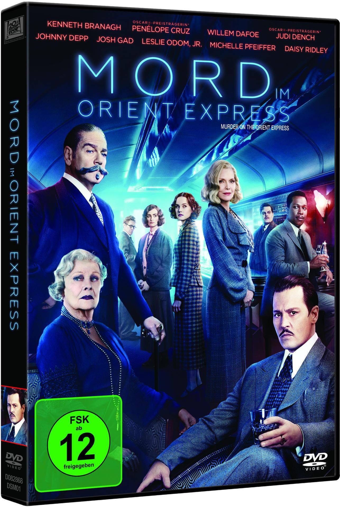 Mord im Orient Express (DVD) für 15,99 Euro