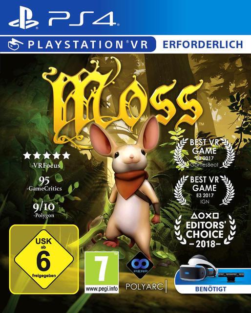Moss (PlayStation 4) für 29,99 Euro