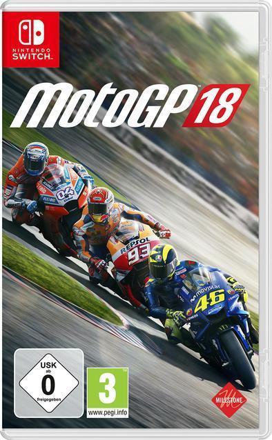 MotoGP 18 (Nintendo Switch) für 19,99 Euro