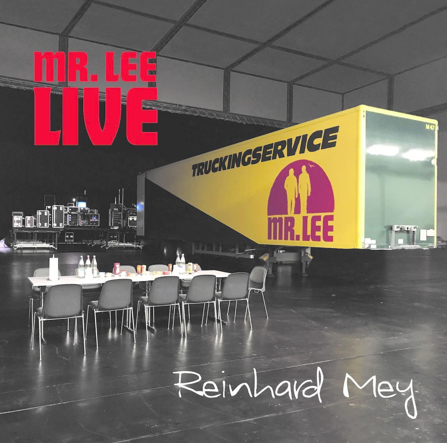 Mr. Lee - Live (Reinhard Mey) für 22,99 Euro
