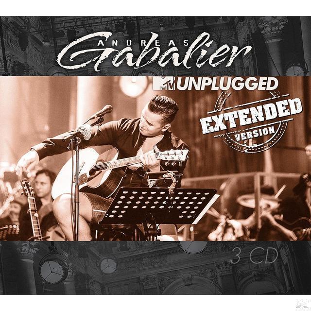 MTV Unplugged - Extended Version (Andreas Gabalier) für 25,99 Euro