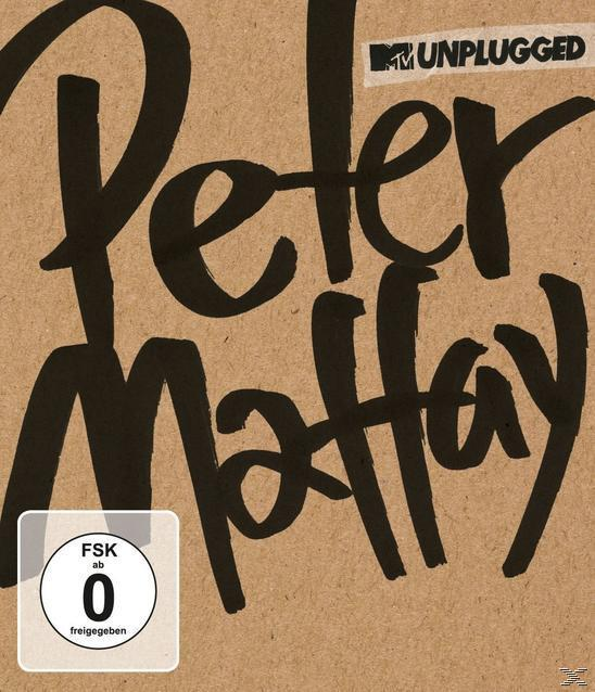 MTV Unplugged - Peter Maffay (BLU-RAY) für 21,99 Euro