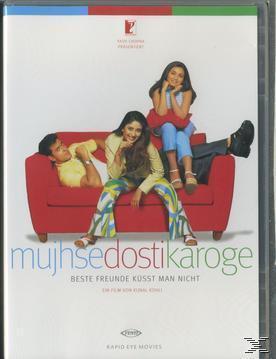 Mujhse Dosti Karoge - Beste Freunde küsst man nicht (DVD) für 8,49 Euro