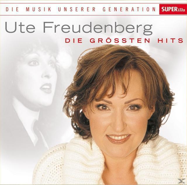 Musik Unserer Generation: Die Größten Hits (Ute Freudenberg) für 7,99 Euro
