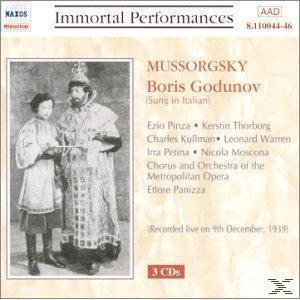 Mussorgsky/ Boris Godunov (Modest Petrovich Mussorgsky) für 13,99 Euro