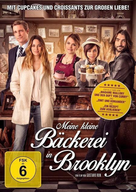 My Bakery in Brooklyn (DVD) für 11,99 Euro