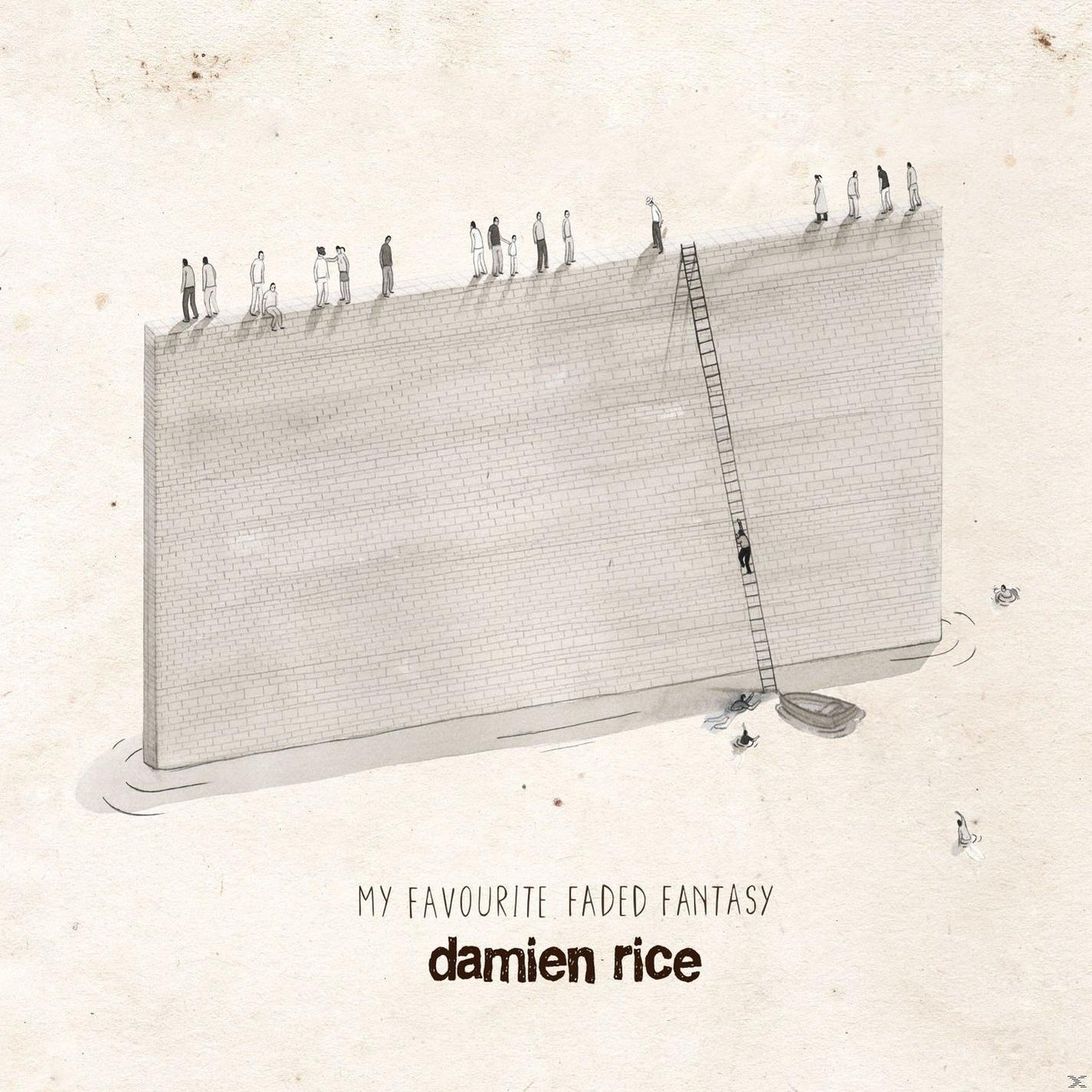 My Favourite Faded Fantasy (Damien Rice) für 17,99 Euro