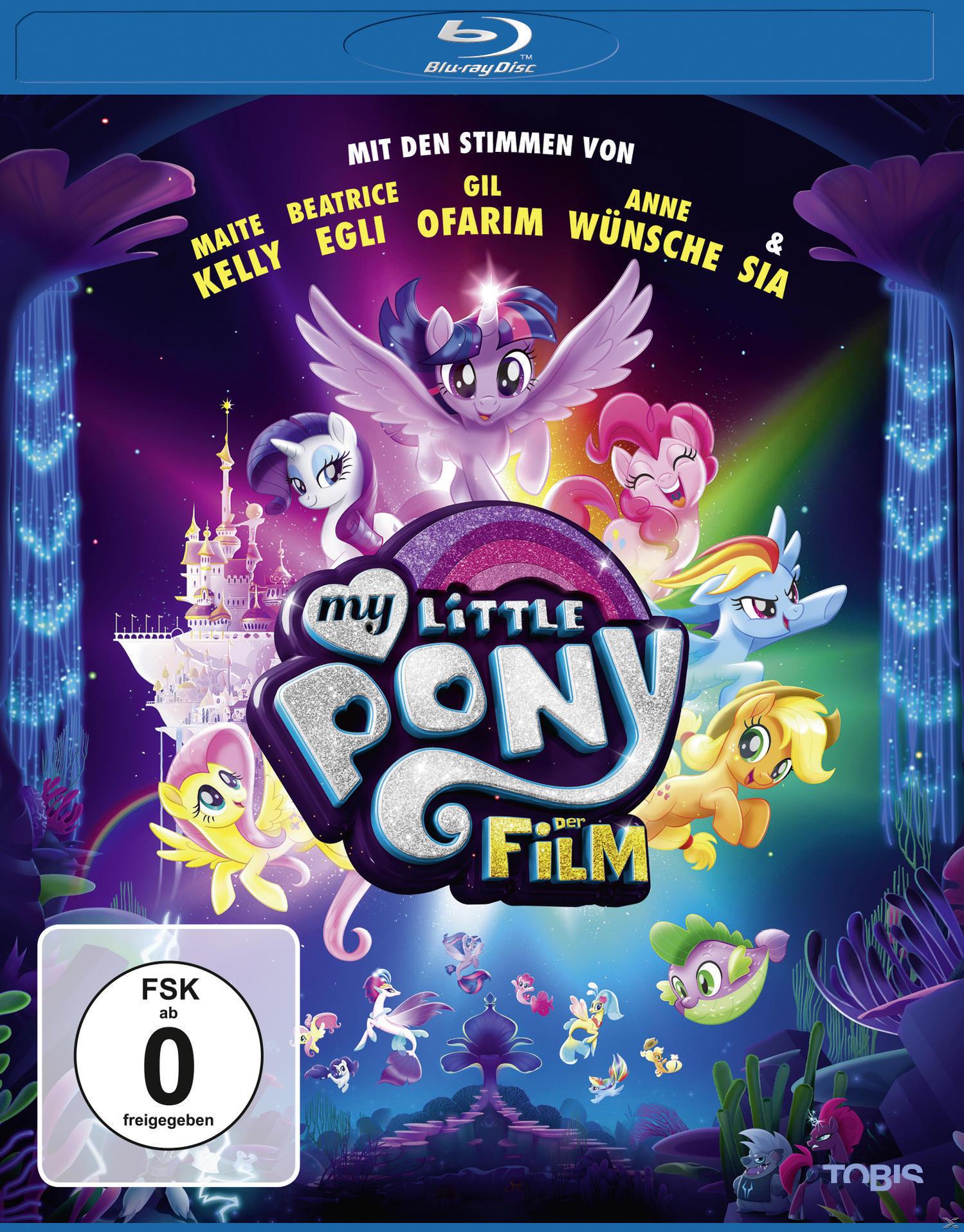 My little Pony - Der Film (BLU-RAY) für 12,99 Euro