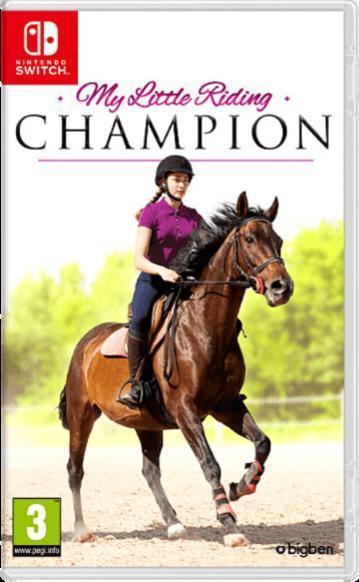 My Little Riding Champion (Nintendo Switch) für 24,36 Euro