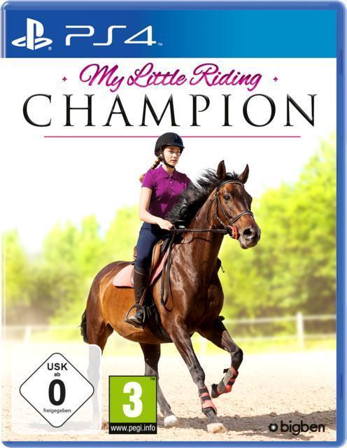 My Little Riding Champion (PlayStation 4) für 17,99 Euro