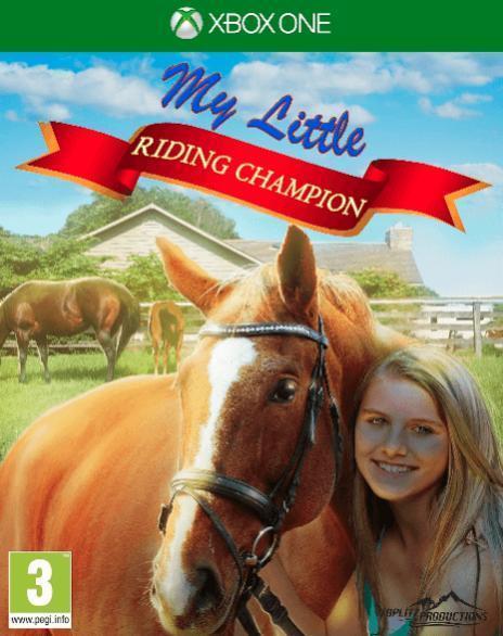My Little Riding Champion (Xbox One) für 29,99 Euro