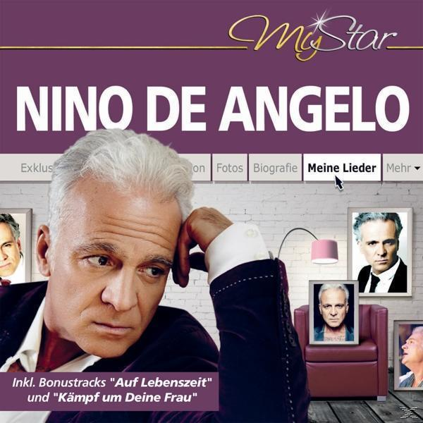 My Star (Nino De Angelo) für 10,99 Euro