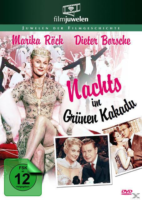 Nachts im Grünen Kakadu (DVD) für 13,99 Euro
