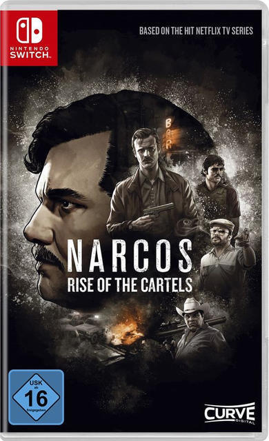 Narcos: Rise of The Cartels (Nintendo Switch) für 29,23 Euro